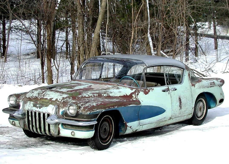 1955 GM LaSalle sedan