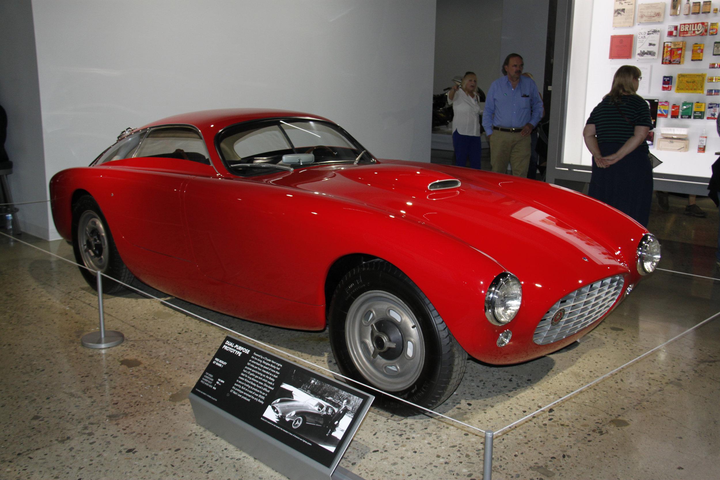 1953 Bosley GT