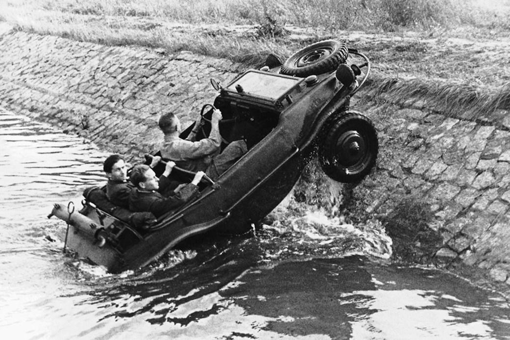 WWII German Schwimmwagen