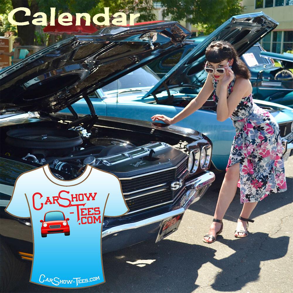 Curbside Car Show Calendar