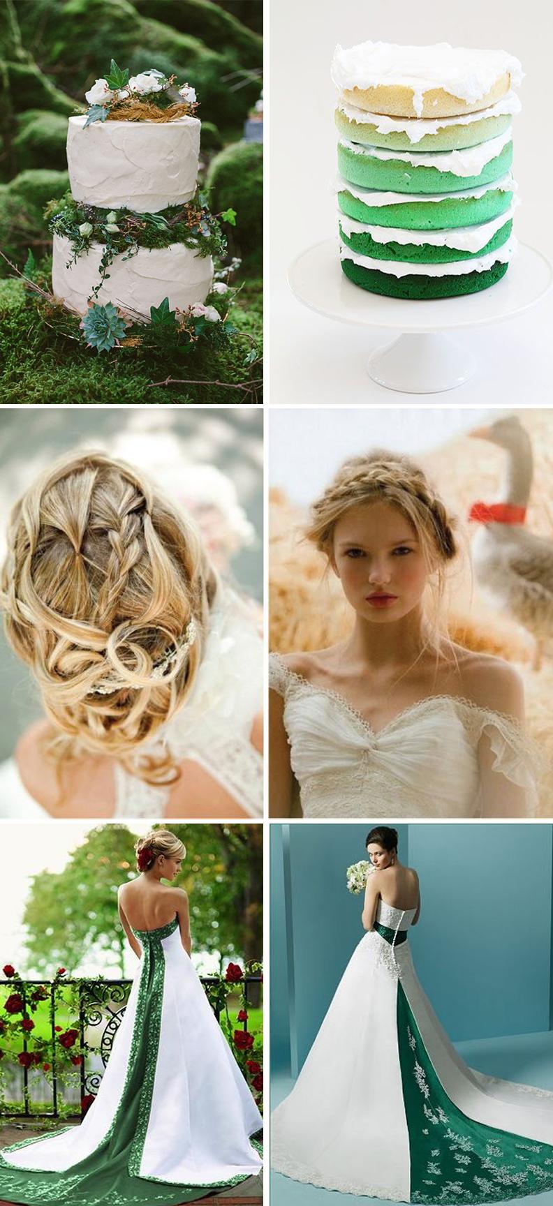 Image Credits: White Cat Studio, Iambaker.net, honeybeevintagebridal.com, Vera Wang