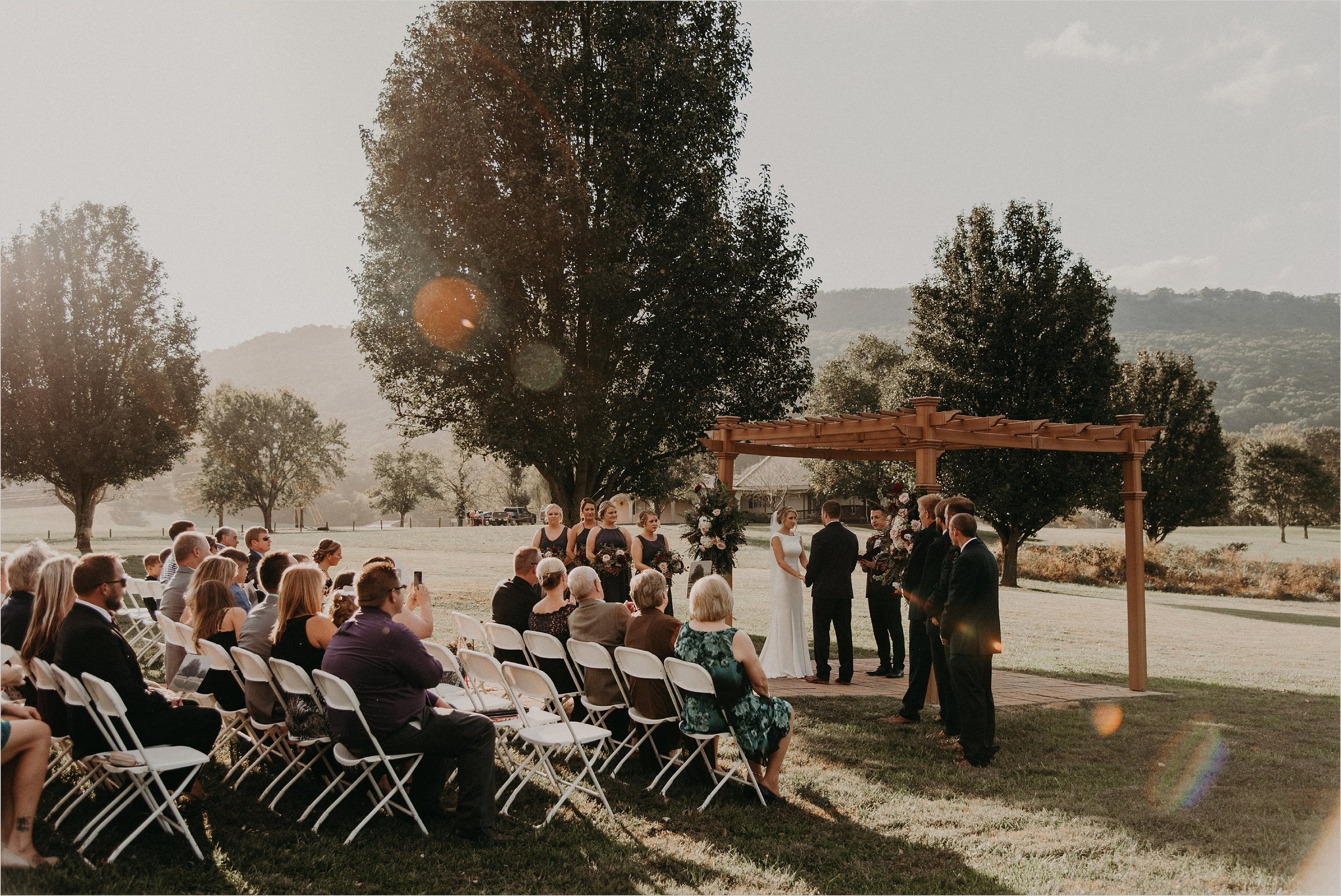 Ceremony at Tennessee Riverplace