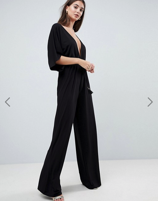 Casual and comfortable and totally affordable bridesmaid jumpsuit from ASOS