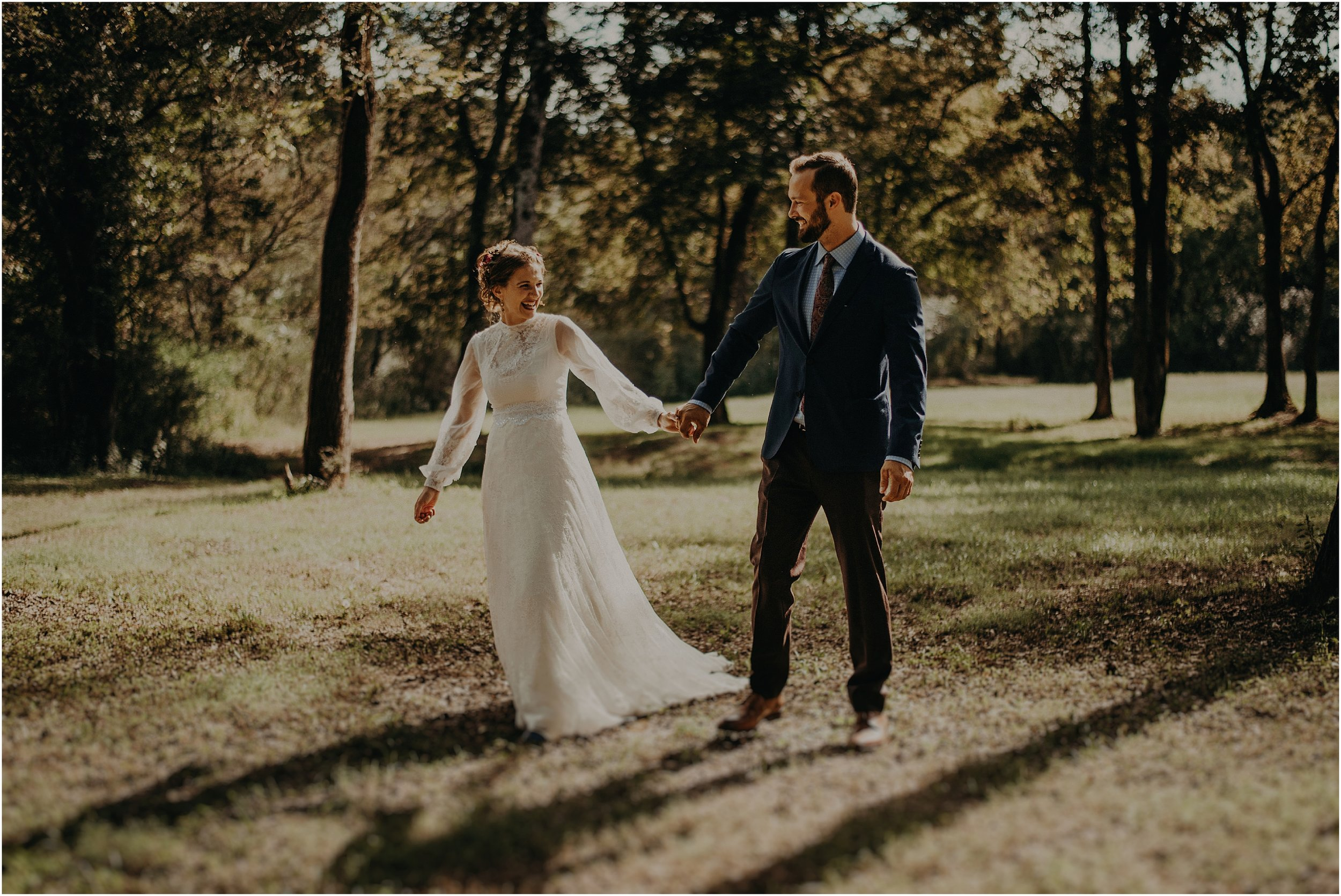 Etherial bohemian wedding vibes for this mountain wedding