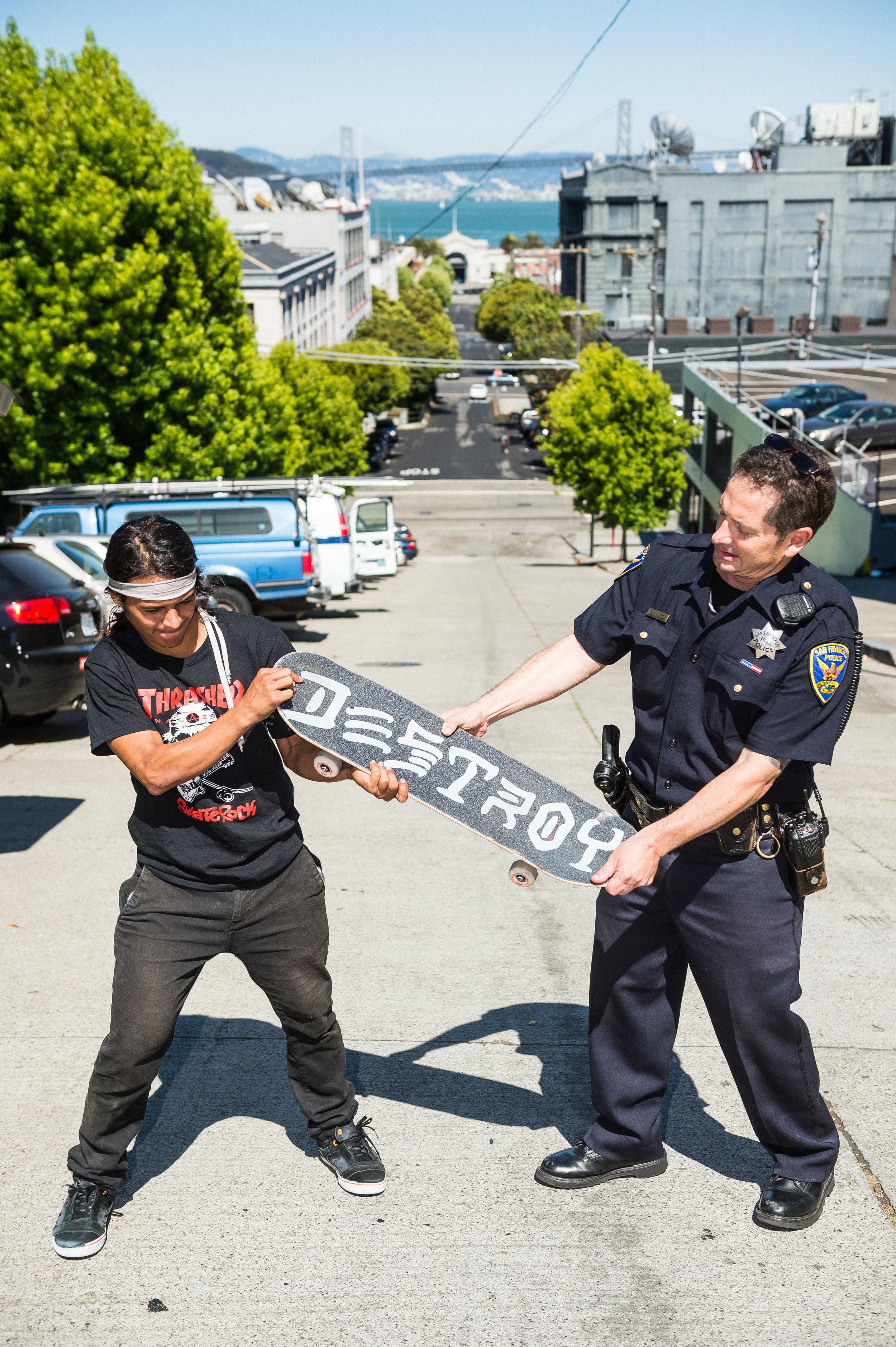 David Gonzalez vs SFPD