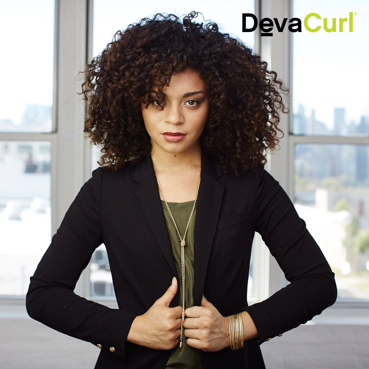 DevaCurl website hair guides and styling advice.