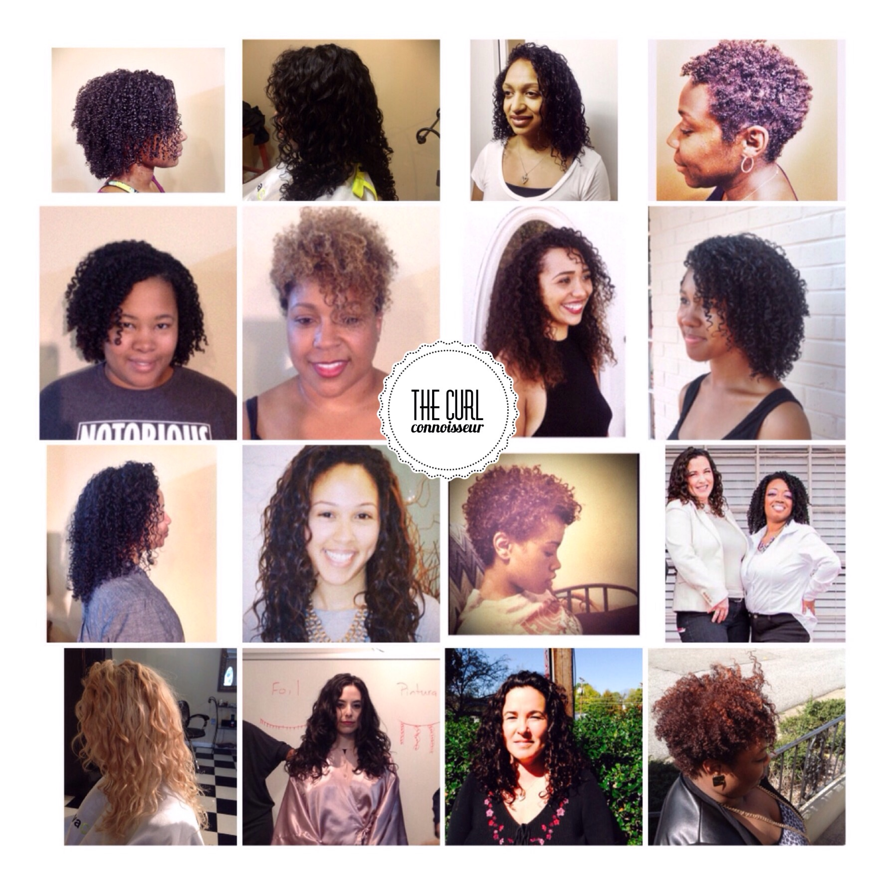Curly hair is unique your salon experience should reflect that.