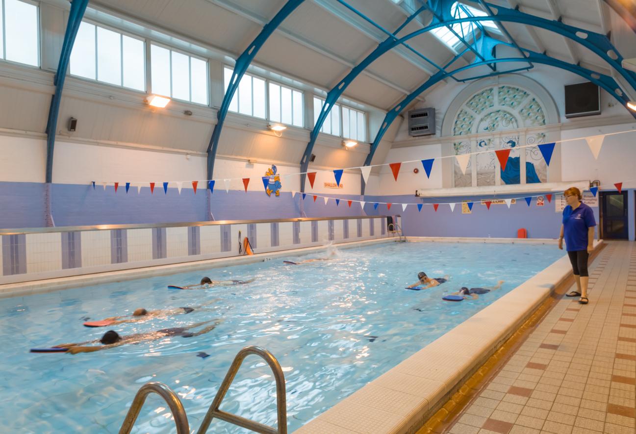 Commission: Swindon Leisure