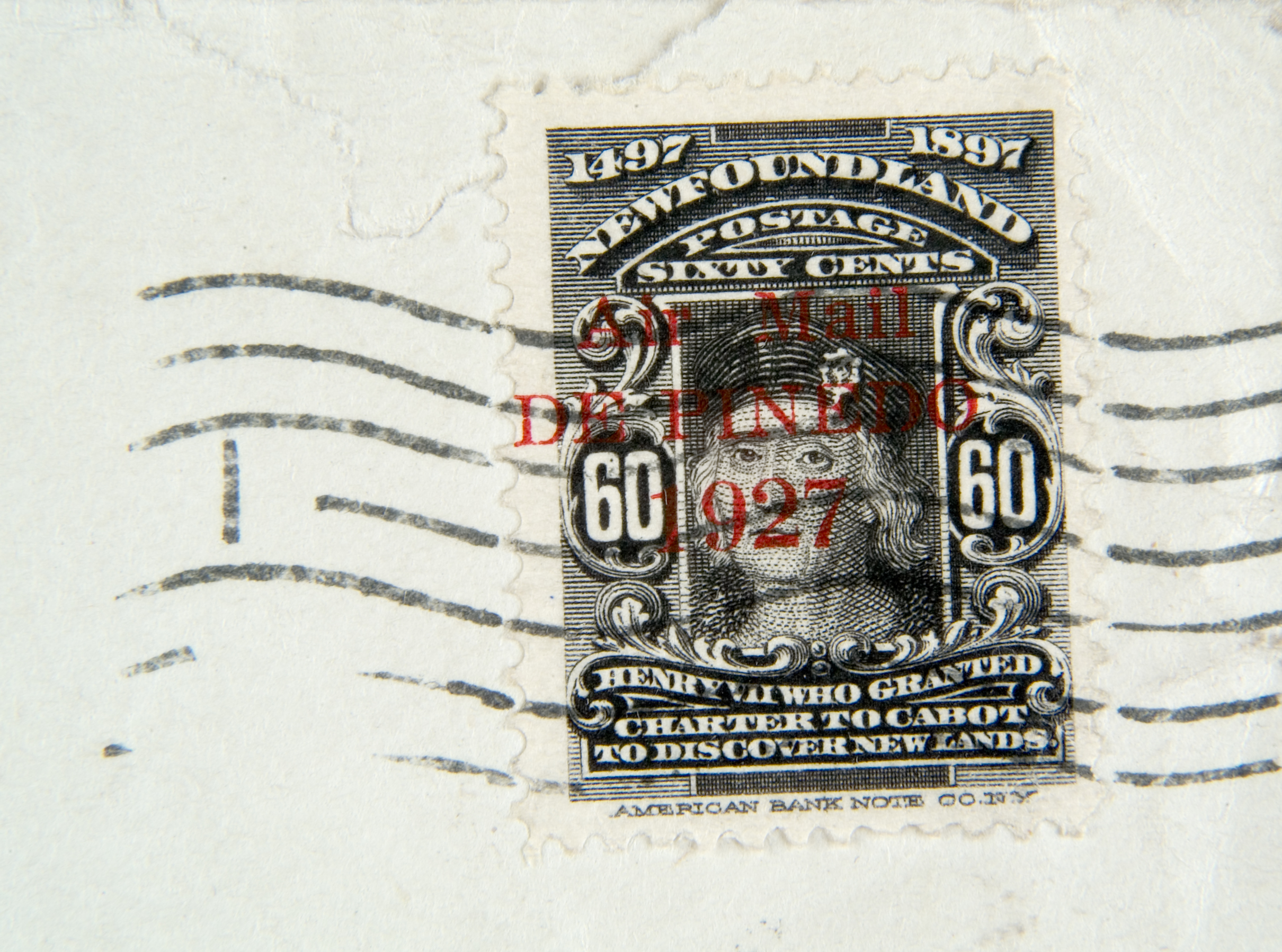 Commission: Methuen / The Queens Stamp Collection