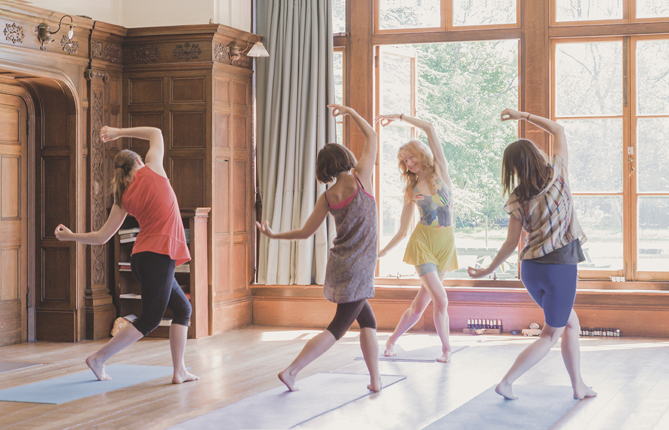 Commission: Yoga - Specialist Holidays - Parmoor, Henley