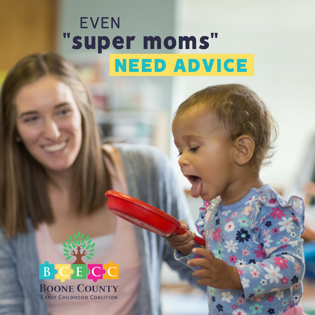 keep up with your clients - BCECC's campaign was a sensation on Instagram. Through powerful messaging and touching photography, BCECC became a trusted resource for Boone County moms.