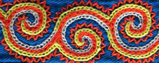 Coil Spiral - Hmong