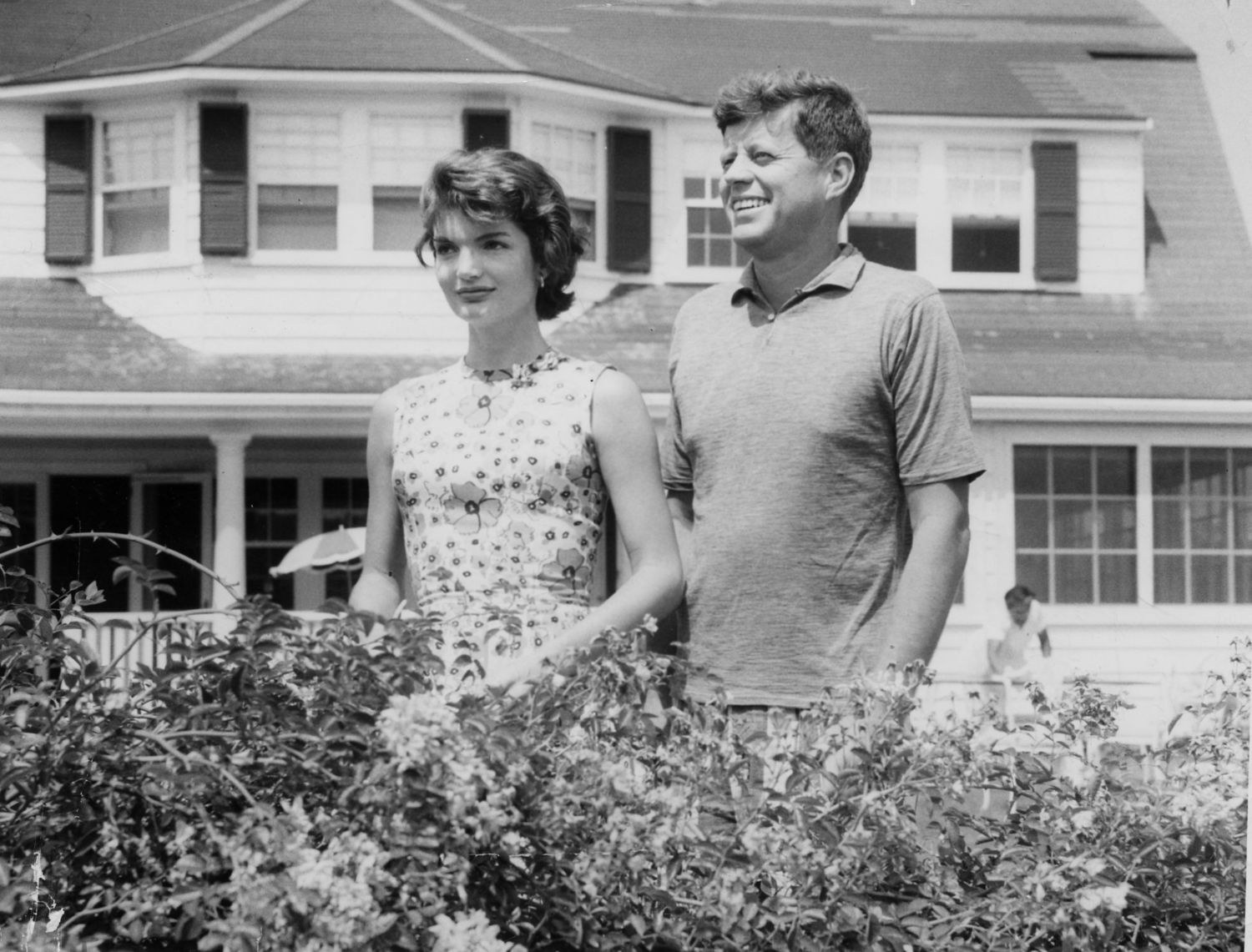 American Romance-The Kennedys. Image courtesy of Glamour magazine