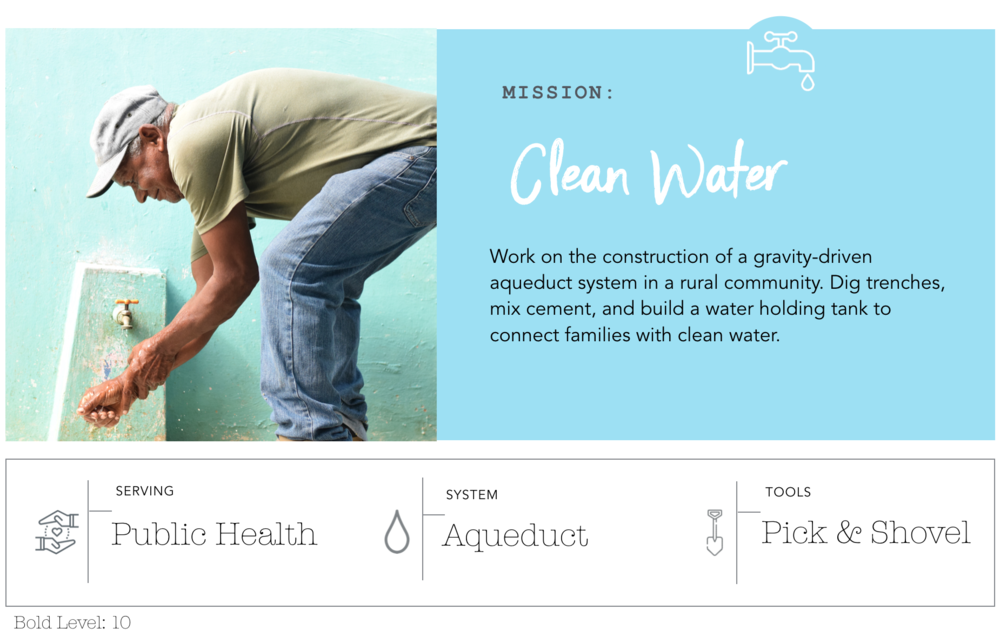 Clean Water Project - Water Mission