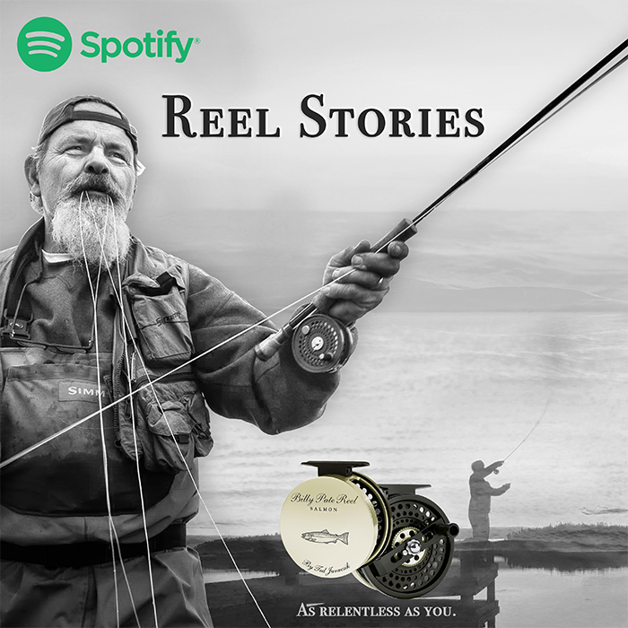 Listen to real fishing stories from relentless saltwater fly fishermen.