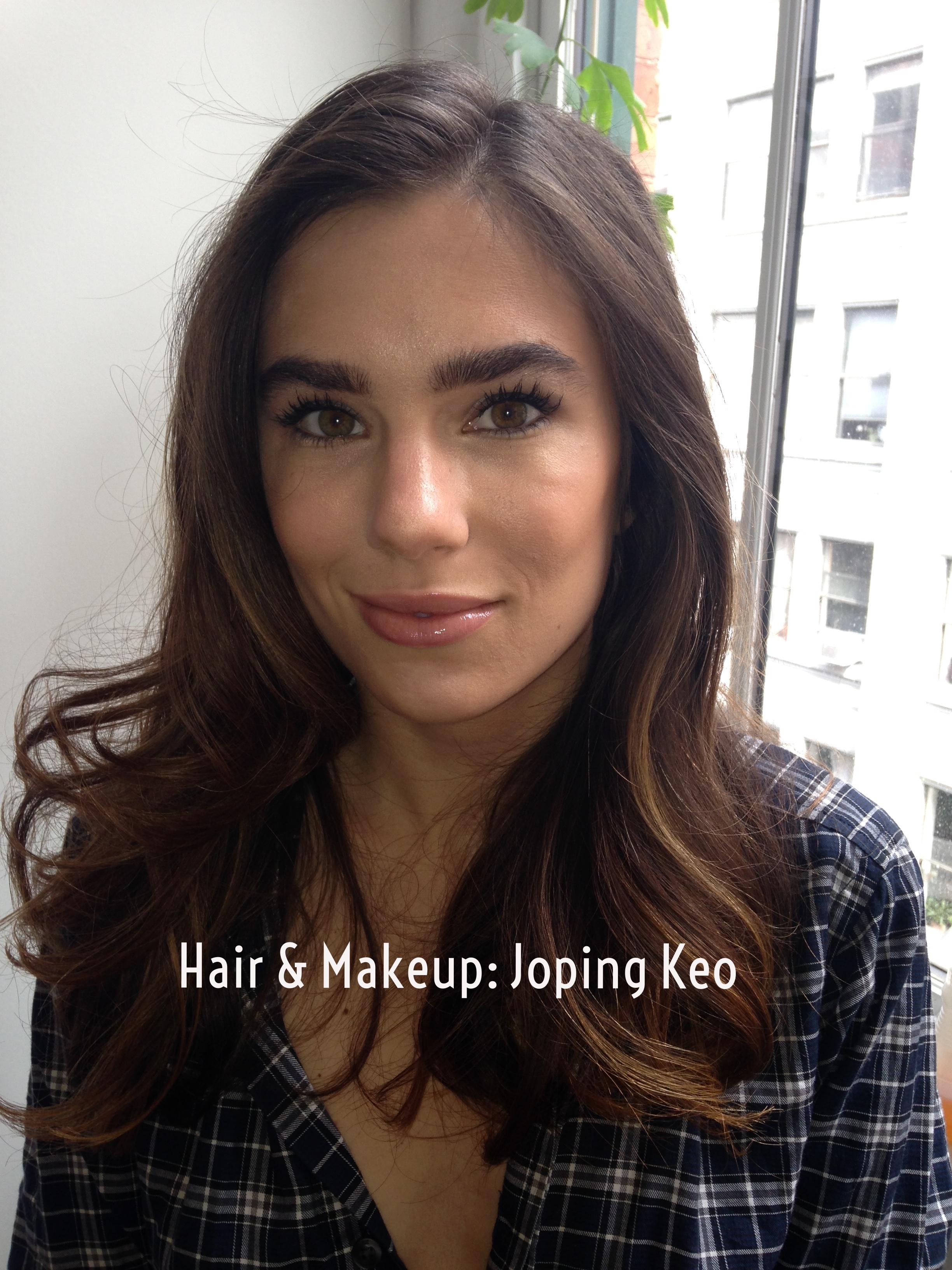 Hair & Makeup: Joping Keo