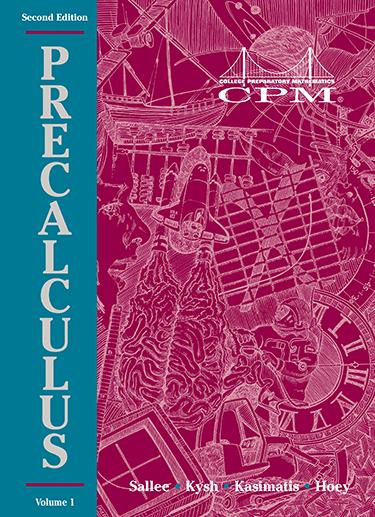 Pre-Calculus with Trigonometry Book Cover