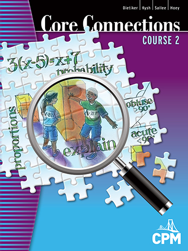 Core Connections, Course 2 Book Cover