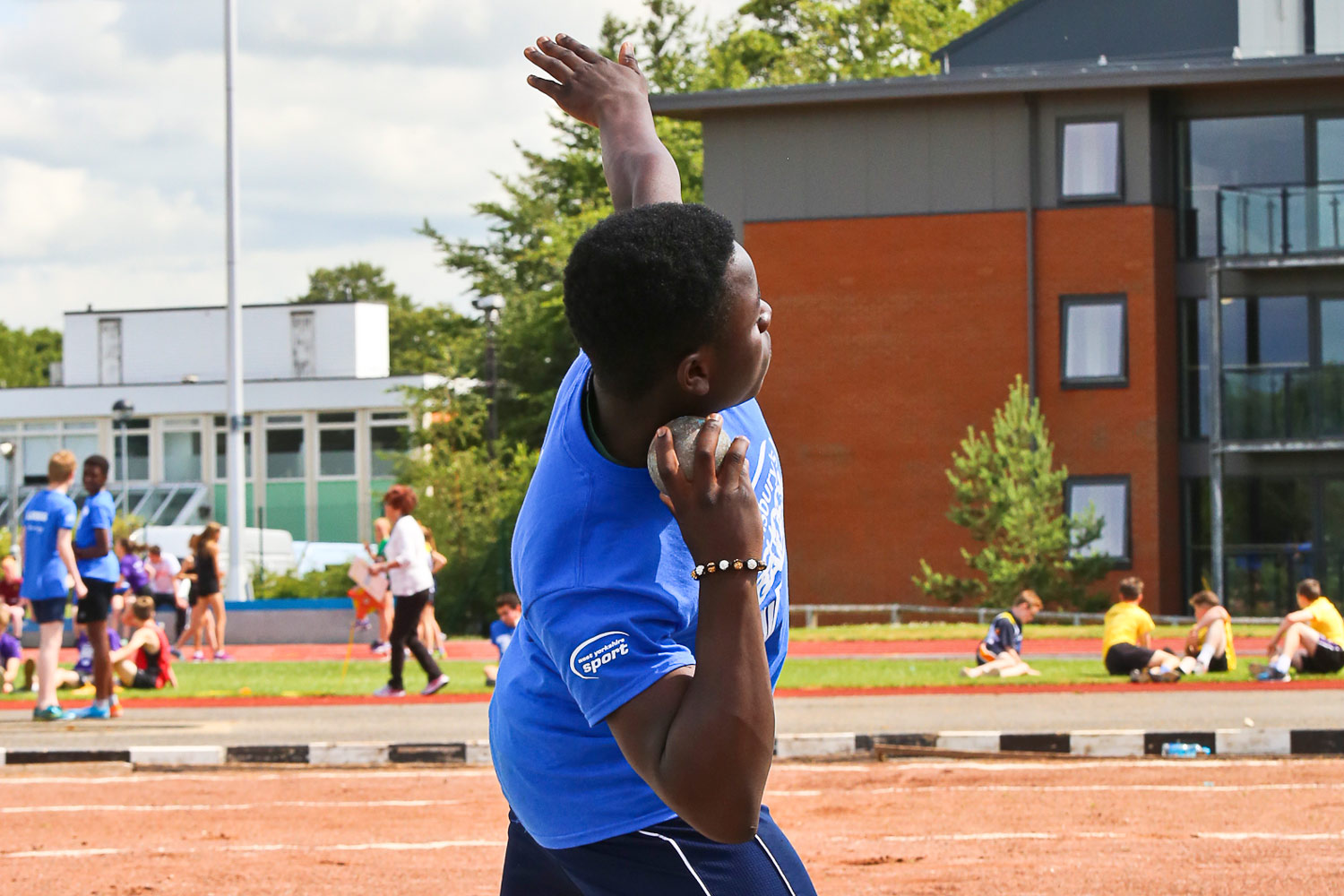 The School Games    Find out more