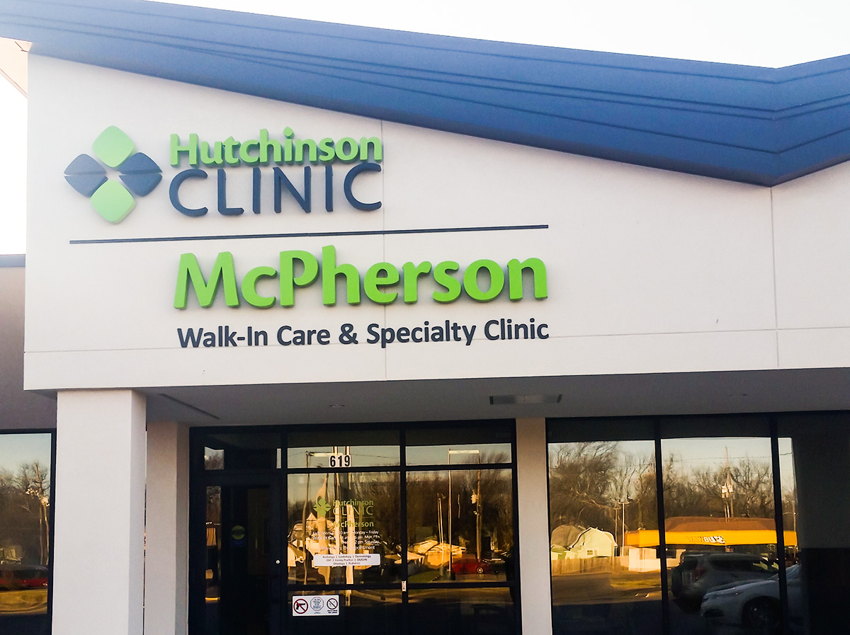 Walk-In Care and Specialty Clinic McPherson