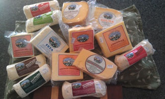 Organic Cheese from Engelbert Farm