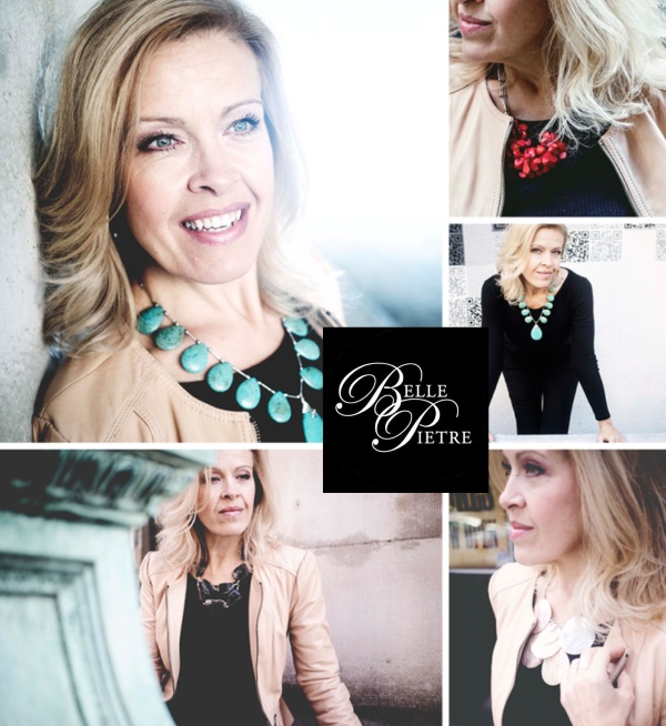 """Rebecca Carr's Belle Pietre  """"Beautiful Stones"""" is Stone Jewelry of Operatic Proportions. Every piece has been inspired by an operatic Diva, reflects her character and unique spirit, and is DESIGNED FOR THE DIVA IN YOU.  Contact   http://www.bellepietre.com/"""