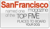 SF Magazine winner top 5 Doggy Lama