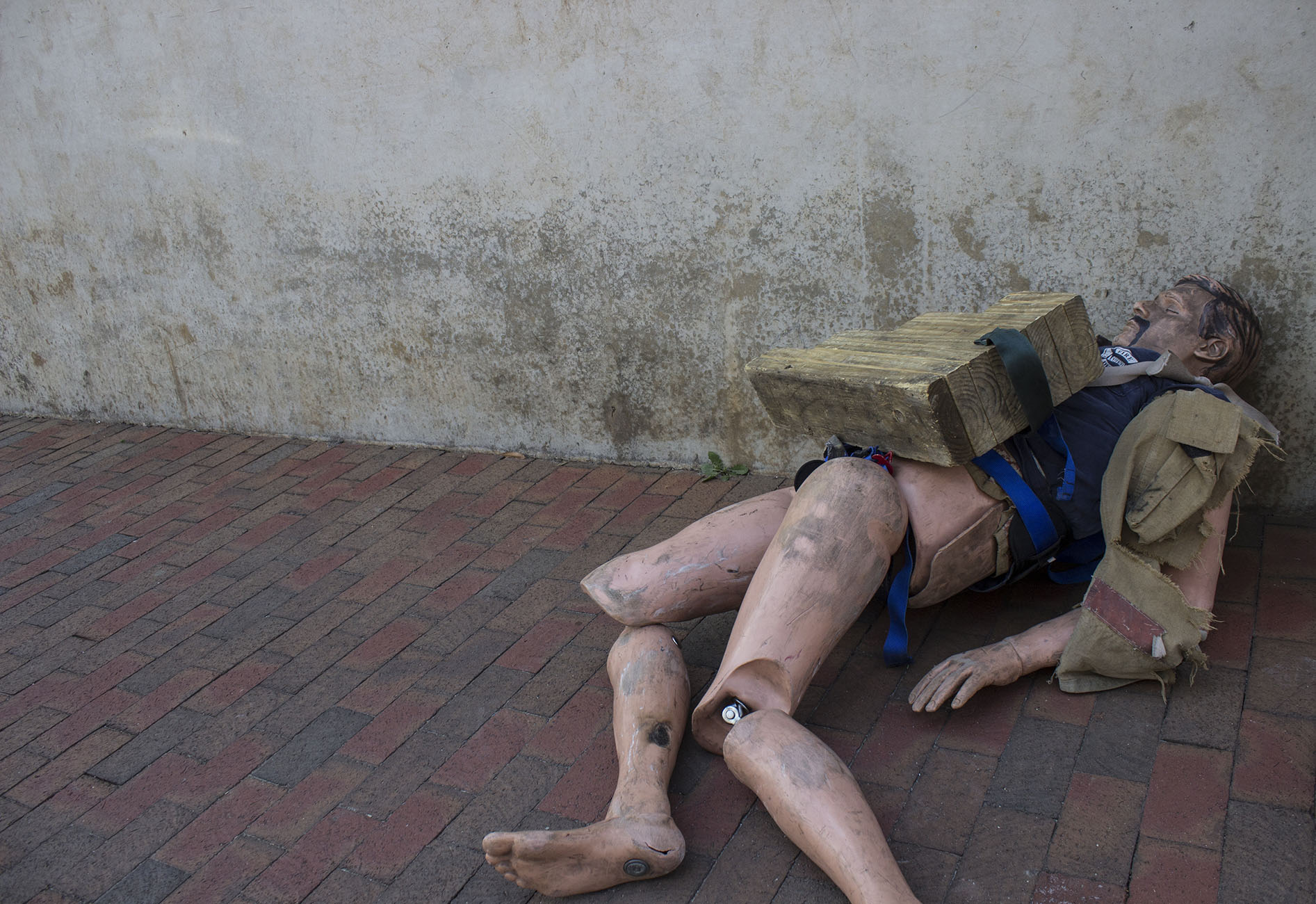 Fire House Mannequin