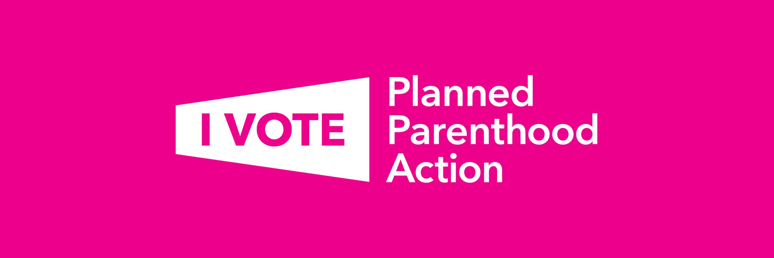 PDA_Planned_Parenthood_I_Vote