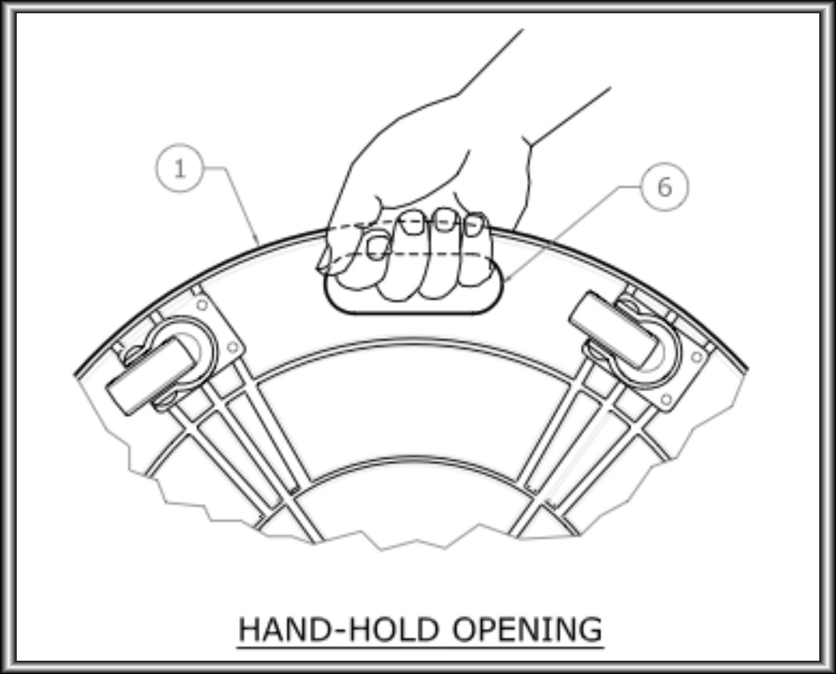 Handy Hand Hole
