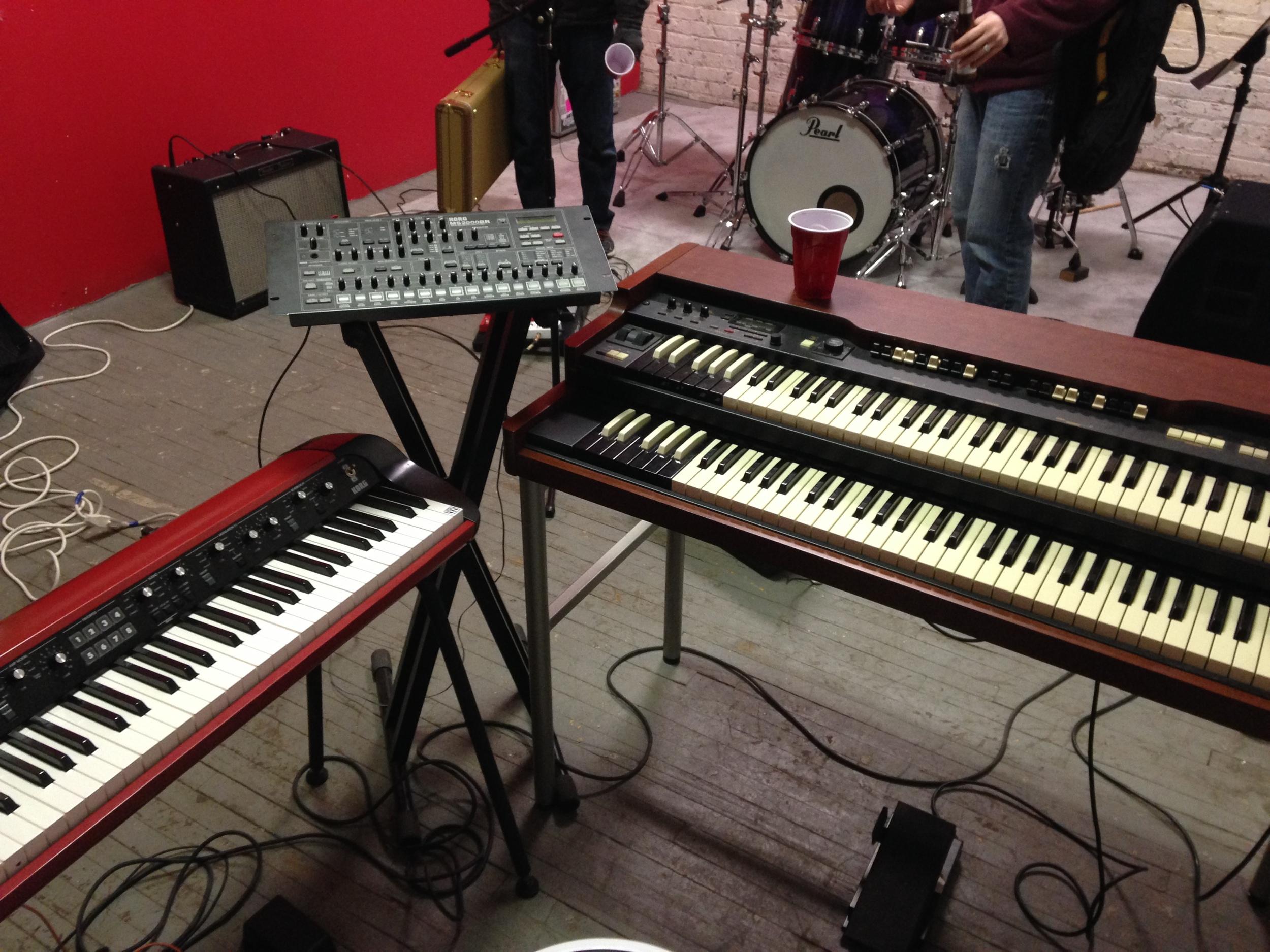 Funk Battlestation