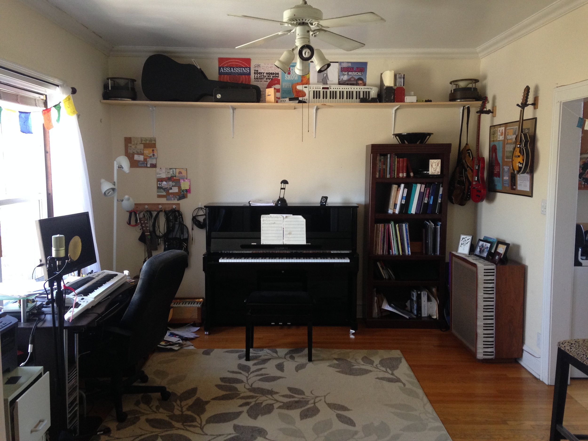 The home office (Chicago)