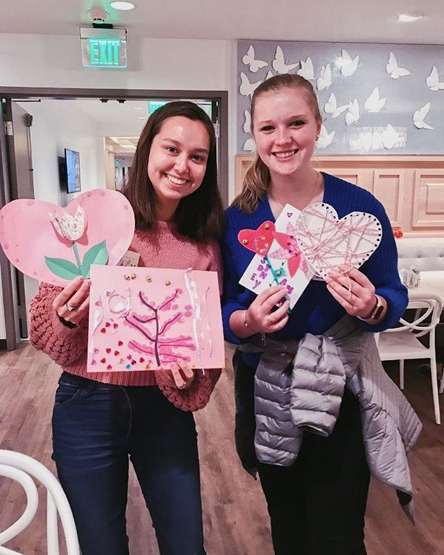 We love Fridays almost as much as much as we love Philanthropy 💗