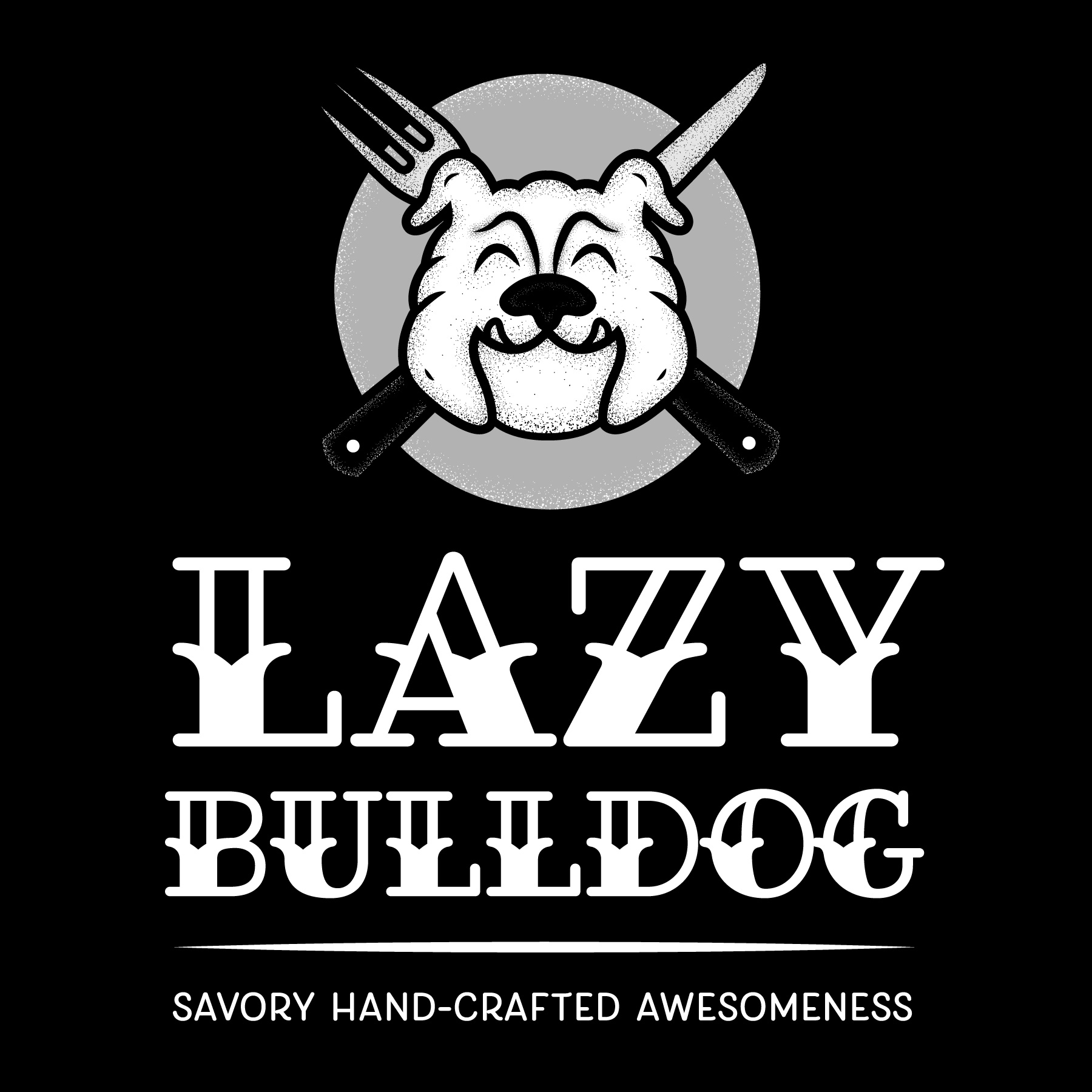 LazyBulldog_Logo_Stacked_Black BG-01.jpg