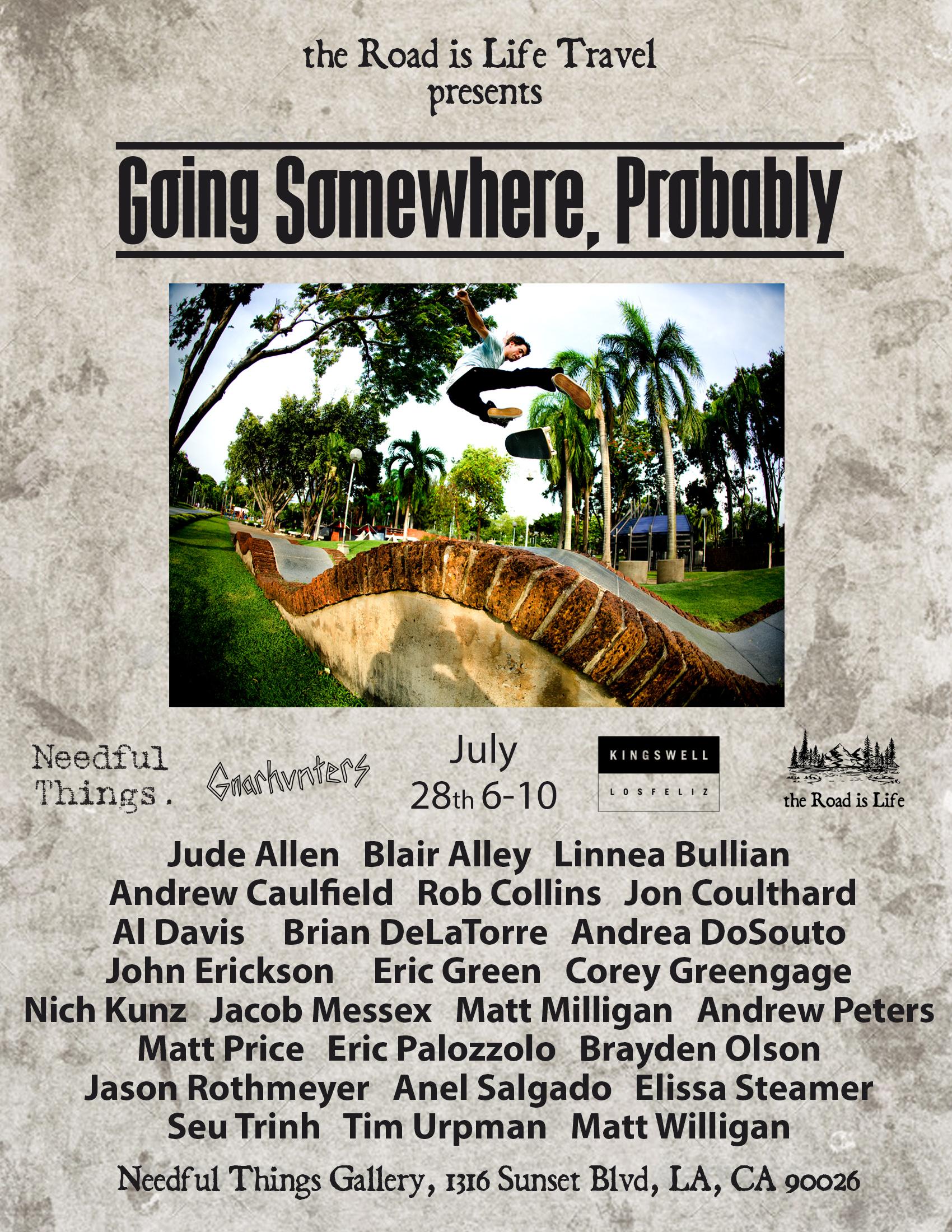 Going Somewhere Probably Flyer Matt Price.jpg