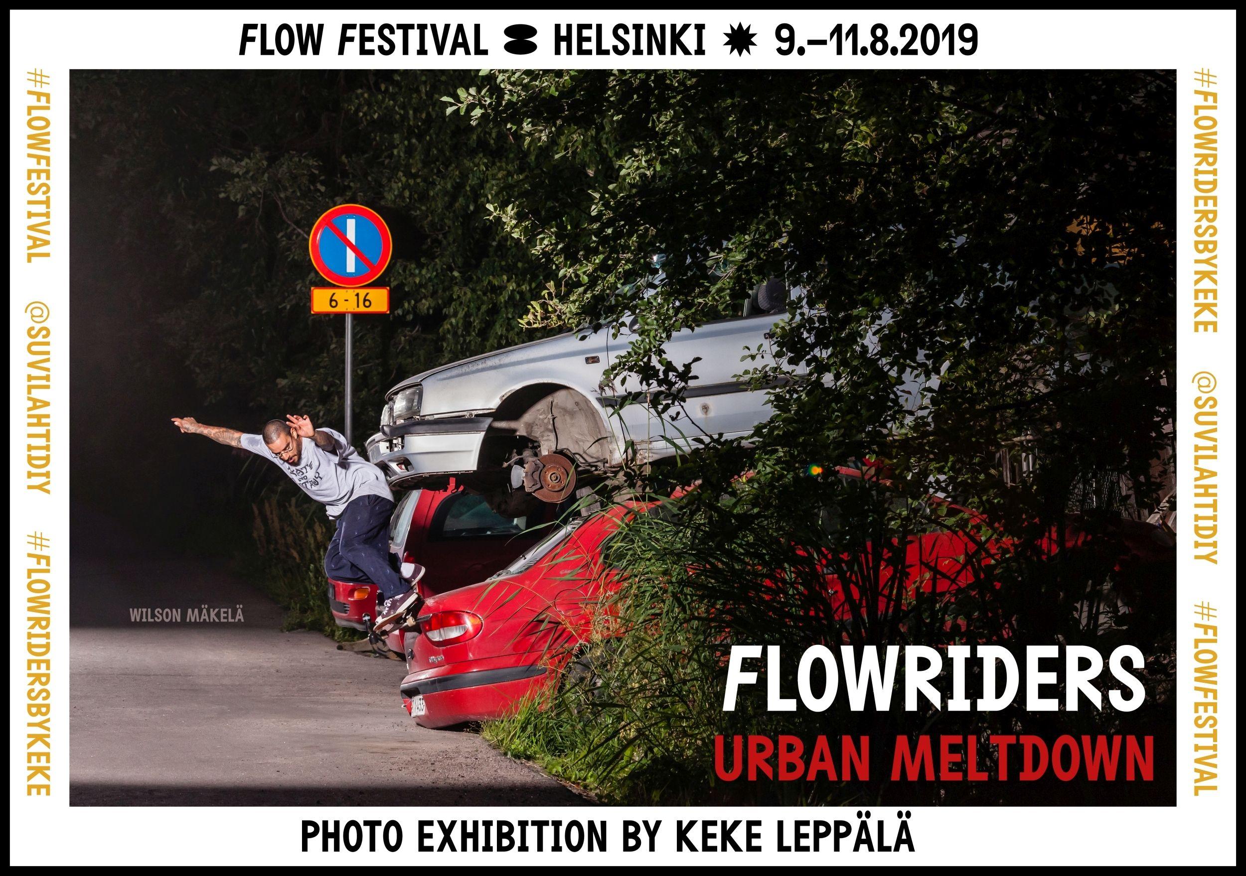 flowriders-urban meltdown flyer2 - Wilson Makela -  2019 kekeleppala.jpg