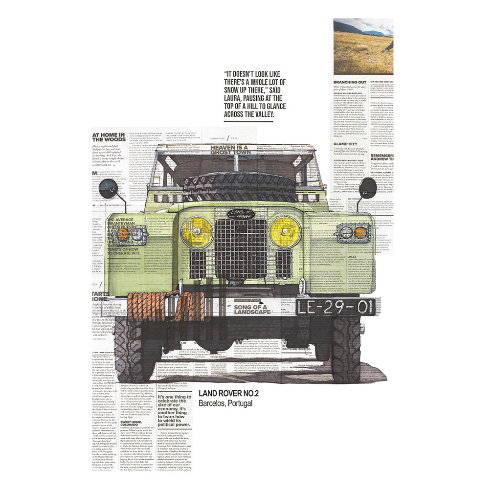 Land Rover No.2