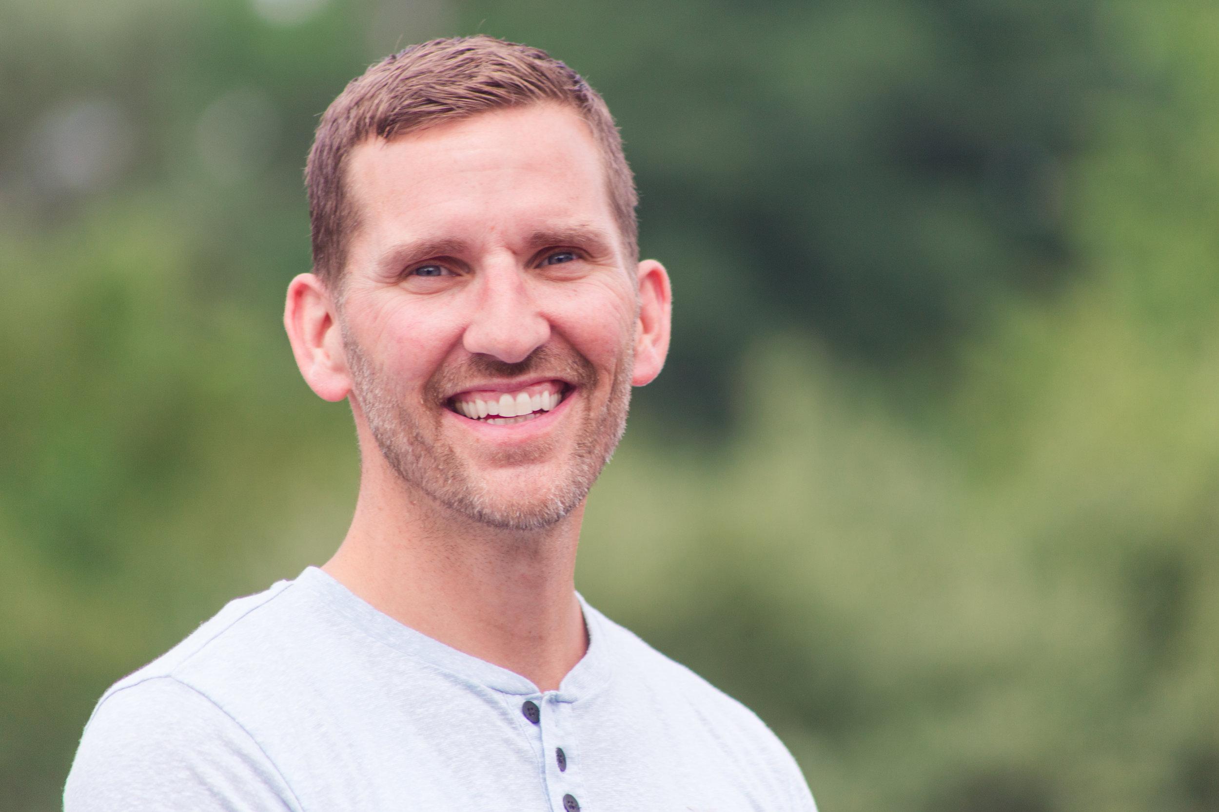 Rob Lawrence -  Lead Pastor