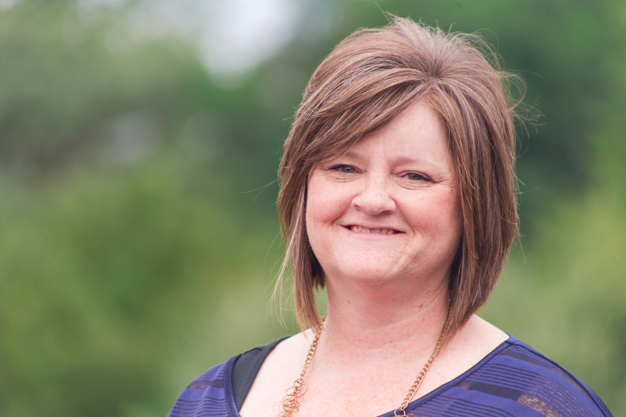 Terri Cowles - Church Treasurer