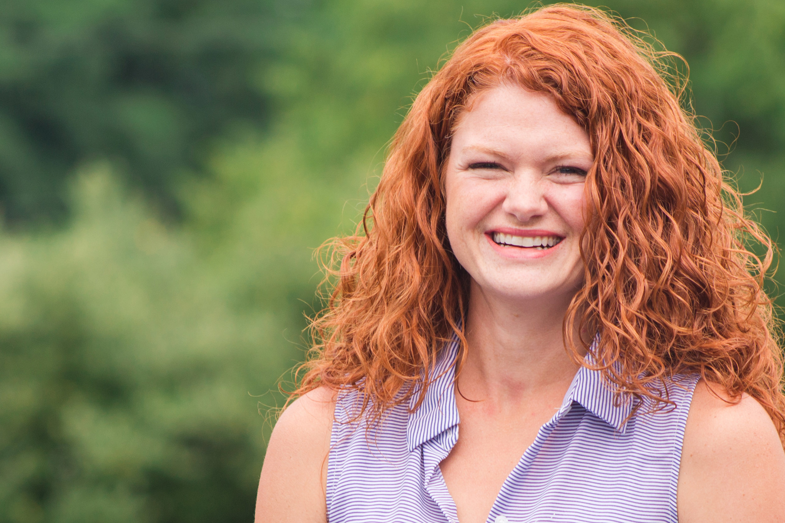 Katie Cadwell  - Children's Ministry Leader