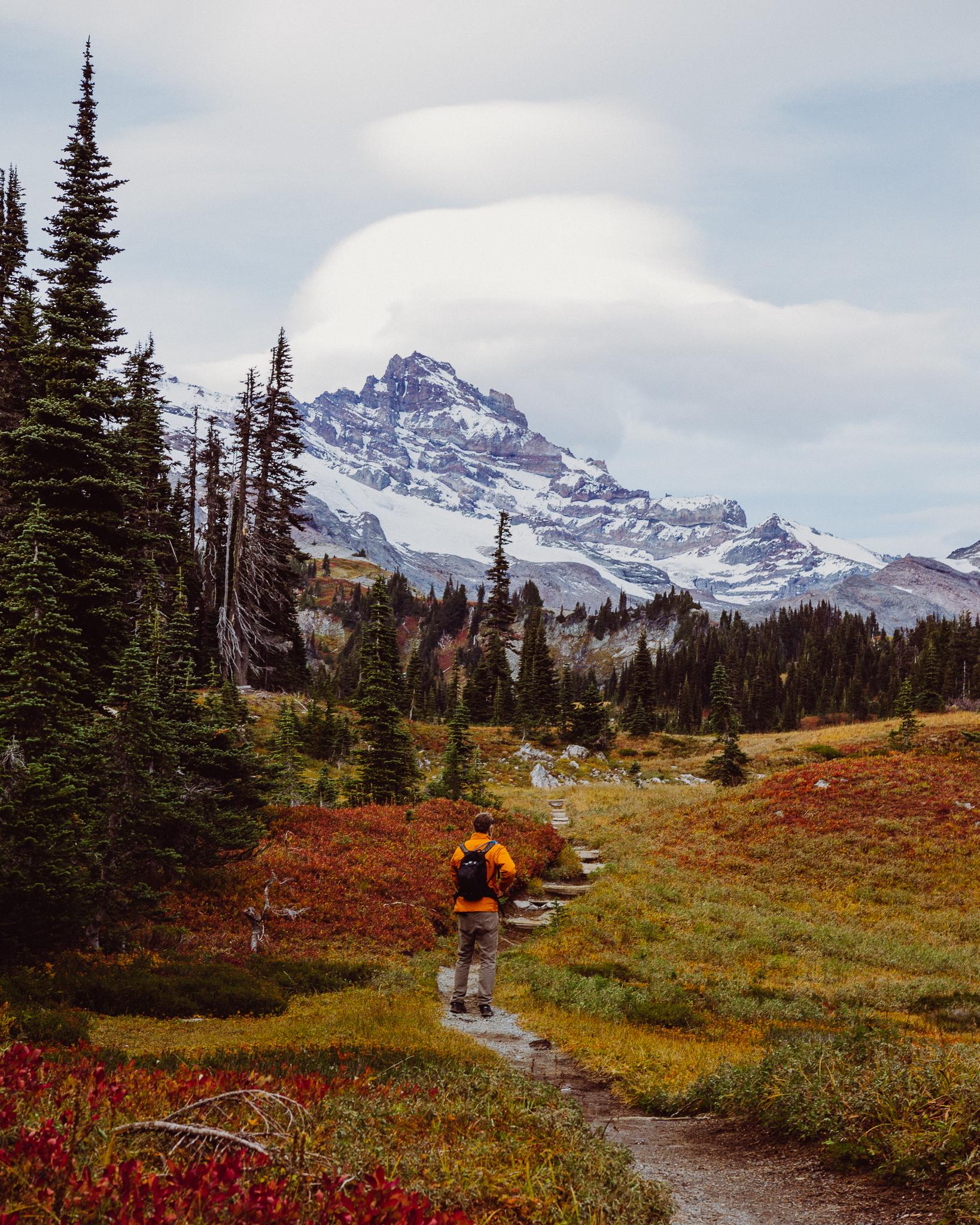 Mount Rainier 2016