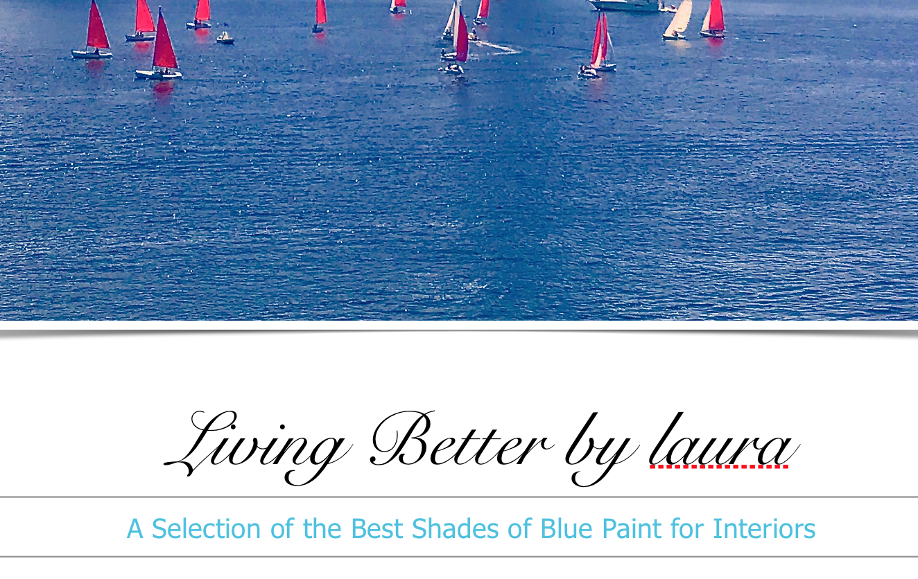 Subscribe below to receive the free e-book on the best shades of blue...not just for interiors but for all home decor needs