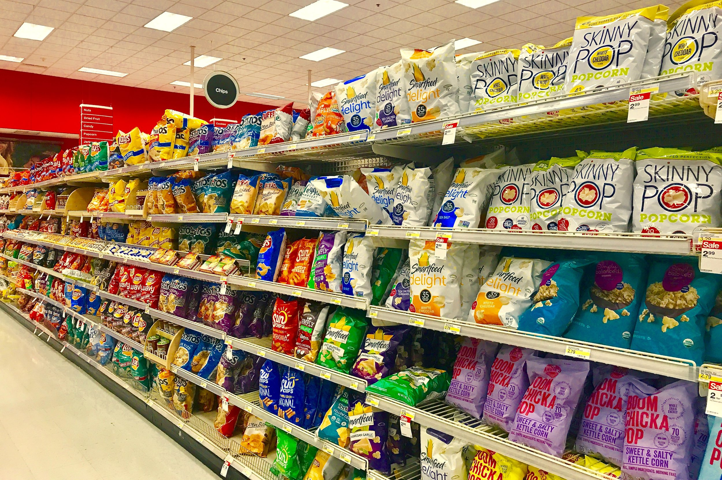 The U.S. is a country of plenty  and  of want. Grocery stores are filled with an abundance of food.