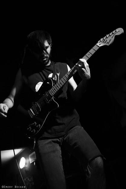 ALEX MADRID - LEAD GUITAR/VOCALS