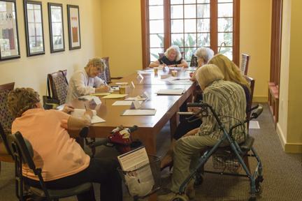Olfactory Memoirs @ La Vida Real Retirement Community