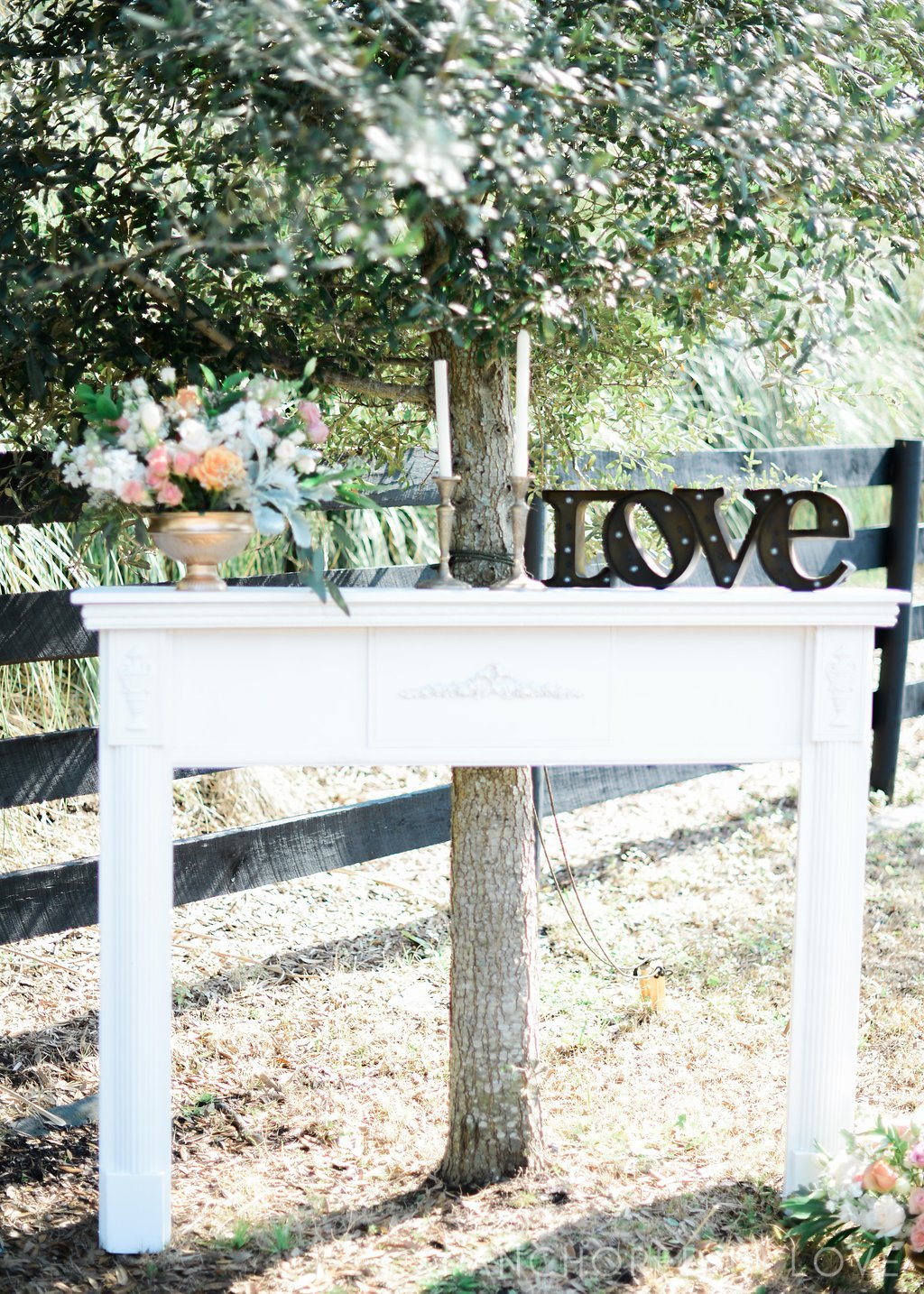 Southern Charm Styled Shoot at Cedarbrook Farms; Photo by Anchored in Love