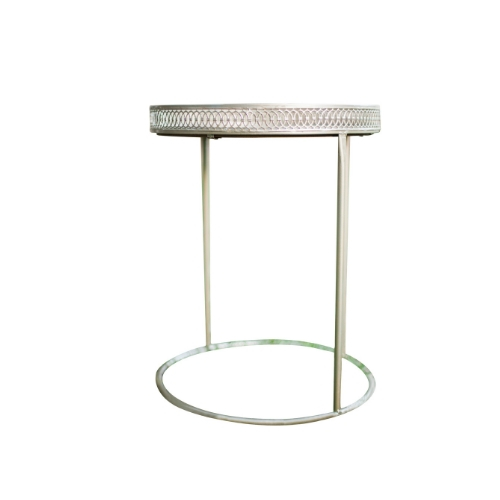 Silver End Tables (2)