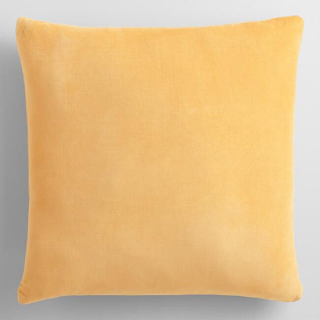 Golden Yellow Pillow (3)