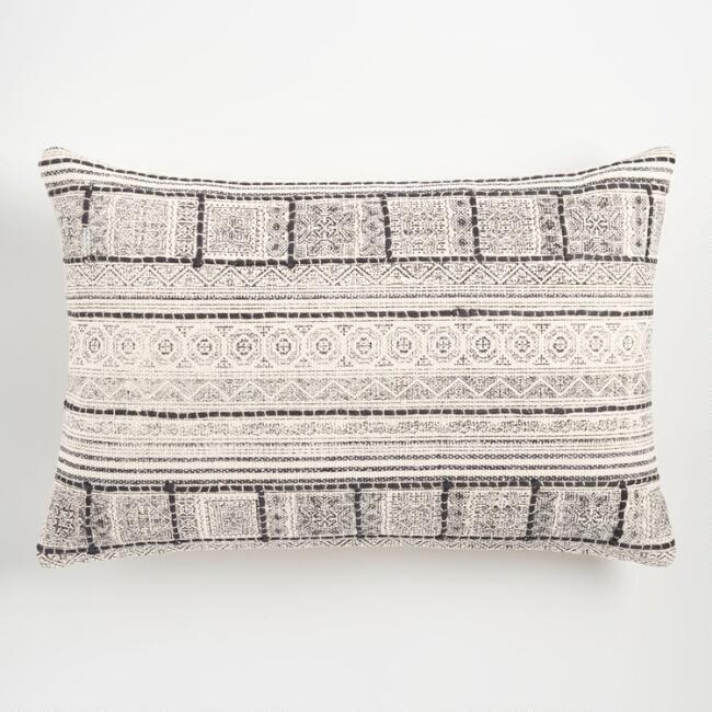 Stonewash Lumbar Pillow
