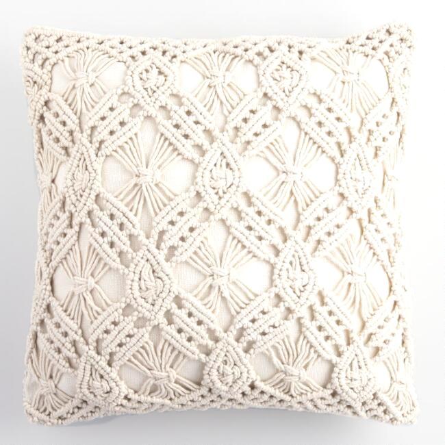 Macrame Pillow (2)